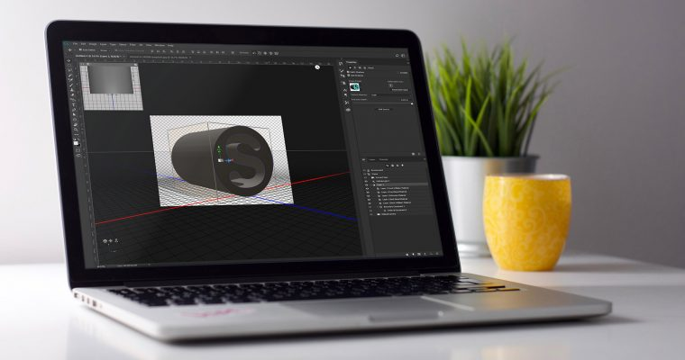 Create your 3D Printing Model with Adobe Photoshop CC