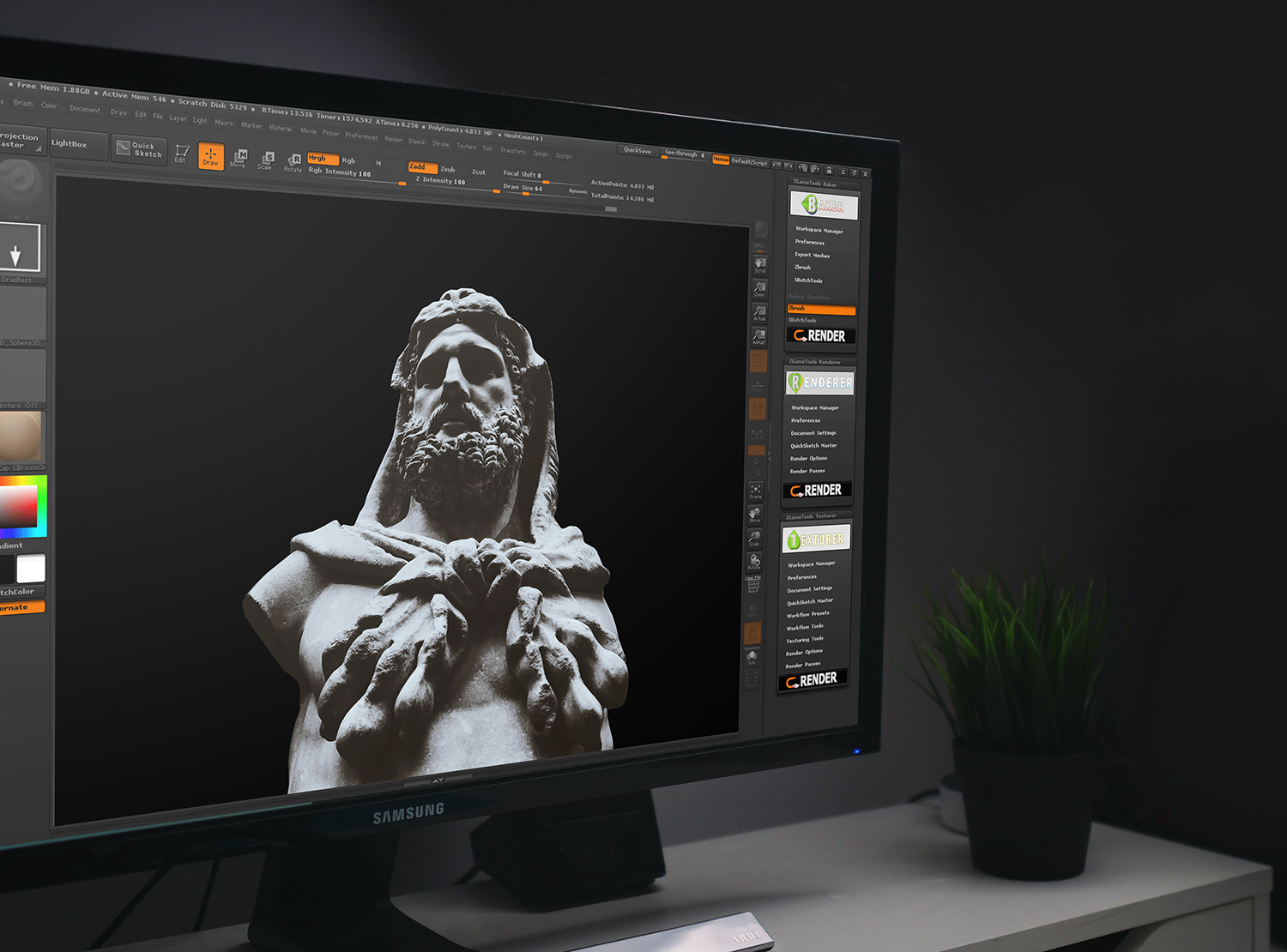 6 Best ZBrush Tips for 3D Printing