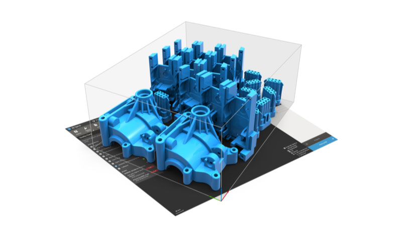 The Exclusive Software for Preparing and Optimizing CAD Data for 3D Printing